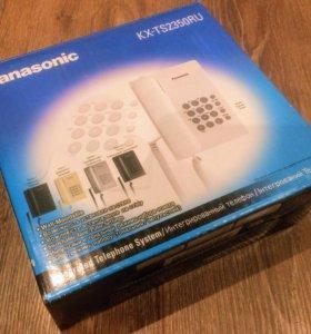 Panasonic KX-TS2350RU чёрный