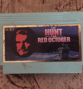 The hunt for red october. Охота за октябрём 90-е.