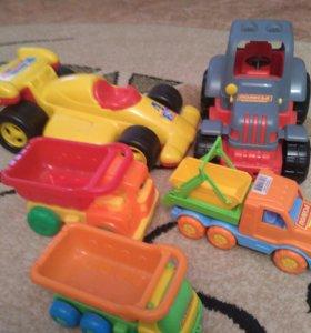 Детские машинки