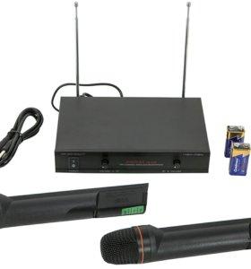 Вокальная радиосистема AUDIOVOICE WL-21VM