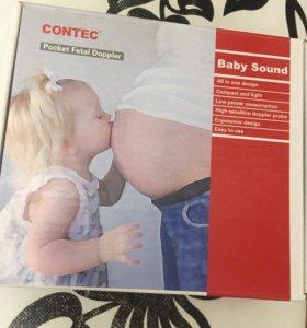 Доплер для контроля сердцебиения ребёнка в утробе