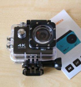 Экшн-камера 4 кultra HD DV WiFi