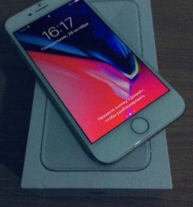 iPhone 8 256 Gb Новая