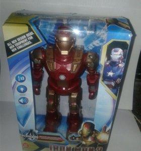 Игрушка робот Железный человек/Iron Man