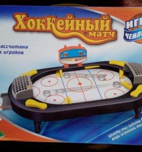 """Игра """"Хоккей"""" магнитная, новая."""