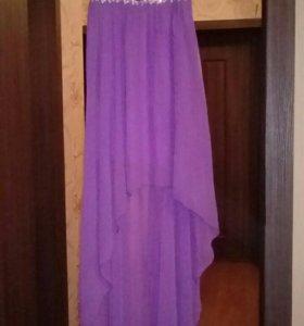 Платье,шифон