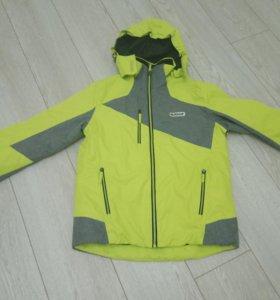 Куртка лыжная для мальчиков Glissade, 164