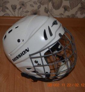 Шлем хоккейный Mission M-15S