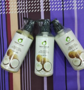 Кокосовое масло Tropicana. Тайланд