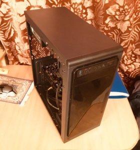 Системный блок (домашний компьютер)