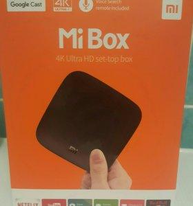 MI BOX 3. (новый)