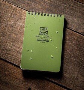 Всепогодный EDC блокнот Rite in the Rain