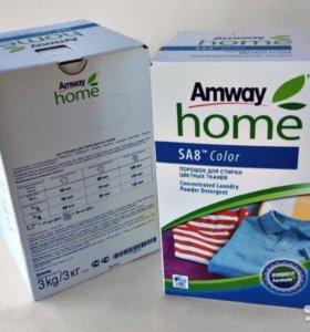 Порошок для стирки цветных тканей