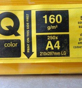 Бумага А4 IQ color SY-40