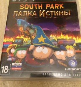 Диск для Sony PS3 South Park