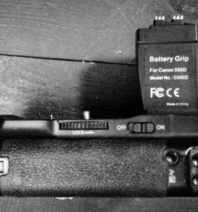 BG-E8 (canon 550/600/650D)