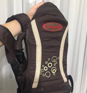 Кенгуру- рюкзак Babycare 5015 в отличном состоянии