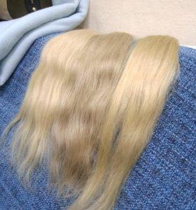 Волосы на капсулах 40 см