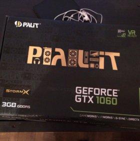 Игровой компьютер gtx 1060