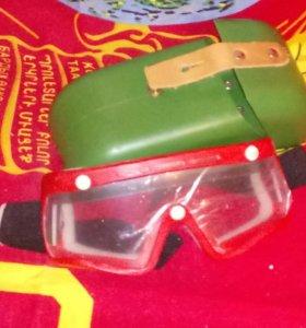 Мото очки ссср мотоспорт мотокросс