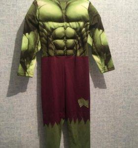 Новогодний костюм Халка