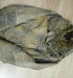куртка дамла