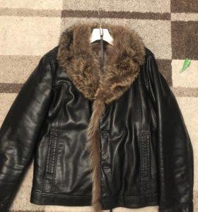 Куртка зимняя мужская р.50