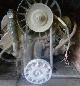Двигатель 40 л/с
