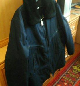 Куртка зимняя Лётная