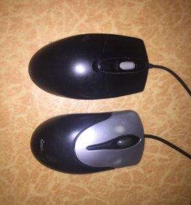 Продам мышки и клавиатуру