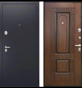 Двери металлические , межкомнатные