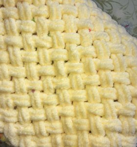 Детское плюшевое одеяло