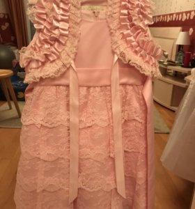 Продам праздничные платья для девочки Италия
