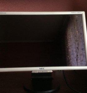 Монитор NEC MultiSunc 20WGX2