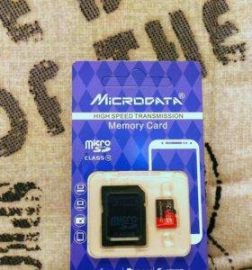 micro SD 32 Гбайта