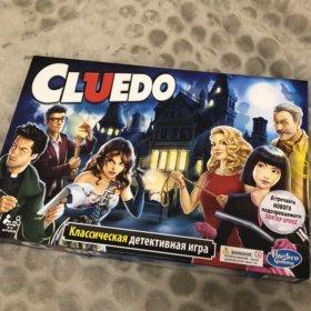 Детективная настольная игра Cluedo