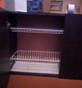 Кухонный шкаф сушилка