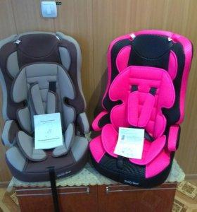 Автомобильные кресла от 9-36 кг.