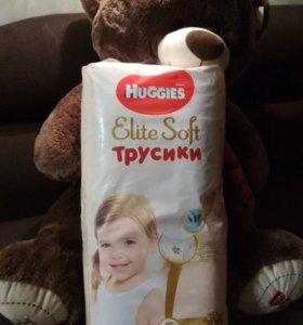 Трусики huggies elit soft 5