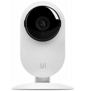 IP-камера Xiaomi Yi Smart CCTV с ИК подсветкой