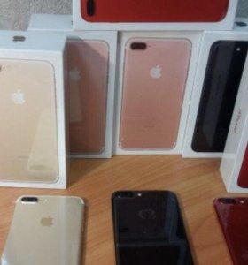 Новые iPhone 7 Plus 32/128/256