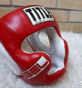 Шлем Title World Gel