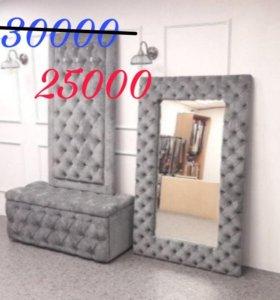 Мебель для прихожей по Вашим размерам