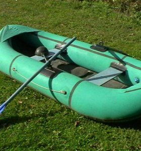 лодка резиновая уфимка 2х месная