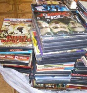 Видео DVD диски
