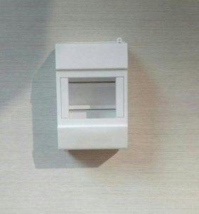 Коробка пломбировочная под автоматы