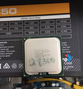 Процессор intel core 2 quad 8300 2.5 ghz