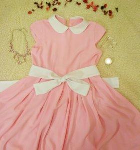 Нарядное новогоднее платье для девочки