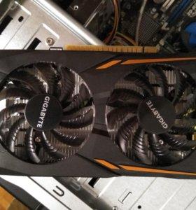NVidia GeForce GTX 1050 2Гб