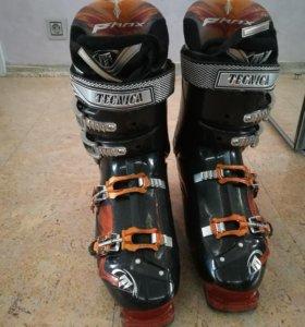 Горные лыжи — купить в Кыштыме  объявления с ценами на youla.ru 759fbc466f1